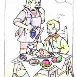 Der Havelberger Adventskalender 2016 - das 16. Türchen öffnete sich in der Lehmkuhle
